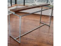 Large Industrial Style Clothing Shop display Rack Retail Unit Scaffolding