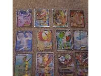 Pokemon ex cards please choose an offer