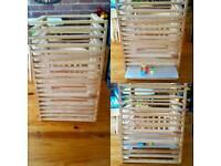 Wooden dryer