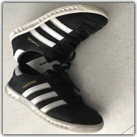 Adidas Hamburg's size 3 excellent condition
