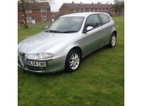 Alfa Romeo 147 1.9 JTD Turismo ,2004 (04 reg), Hatchback, runs/drives superb, £995