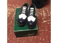 Ladies golf shoes size 4