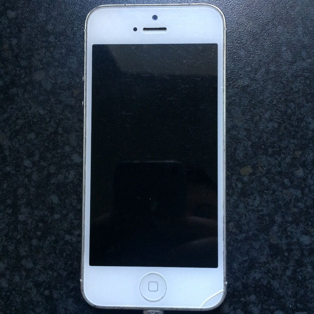 iPhone 5 White 16GB (EE)