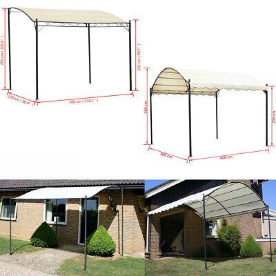 Gartenpavillon Pavillon Terrassenüberdachung Pergola Sonnenschutz Gartenzelt ()