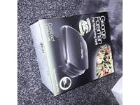 George foreman fat reducing grill..2 portion. Brand new