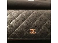 Chanel Double Wallet (Long style)