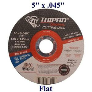 High Quality 5 x 3/64 Cut Off Wheels - Up to 50% off in bulk