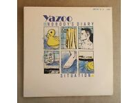 "Yazoo ‎– Nobody's Diary / Situation Ltd Ed Numbered1700 12"" Inch Vinyl"