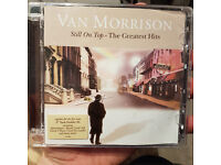 Van Morrison ‎– Still On Top - The Greatest Hits