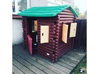 Large playhouse little tikes