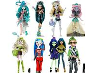 Looking to buy these Monster high dolls In My Area Can Buy or Trade!