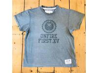 Onfire Mens Medium T Shirt