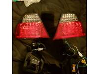 Bmw m3 3series lights