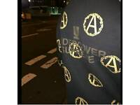Supreme x Undercover anarchy hoodie