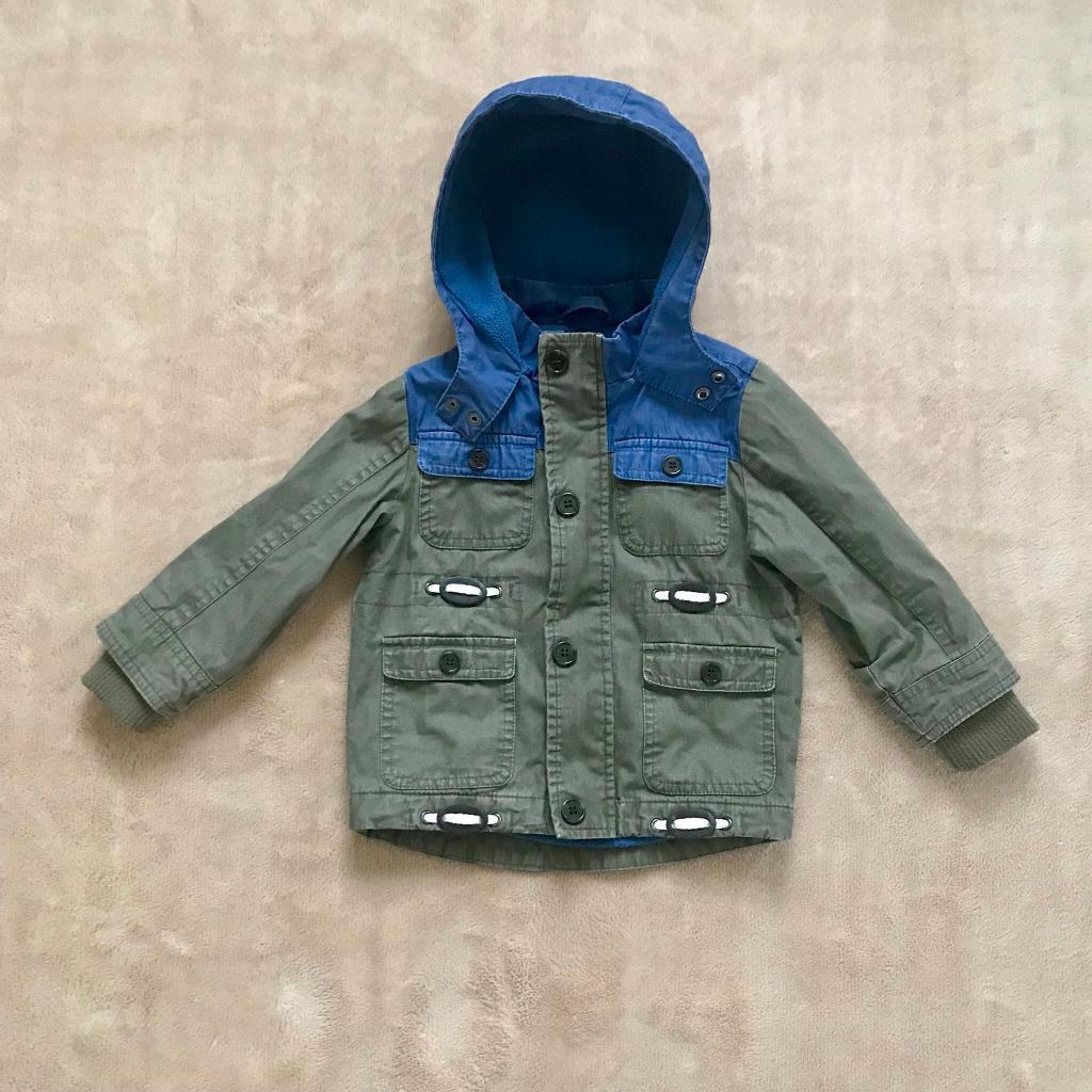 07b5dfdb8c82 12-18 months boys coats