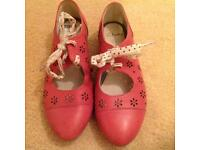 Girls shoes from CLARKS size 13F