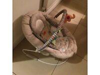 Cradling Bouncer