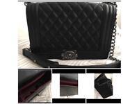 Chanel LeBoy Chain Hand/Shoulder Bag