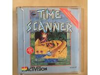 Time Scanner game for Atari St by Activision