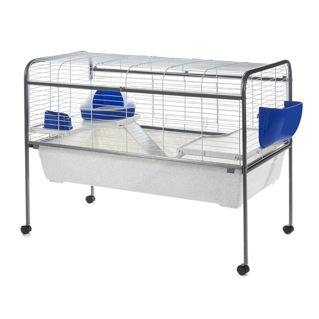 Little Friends Aston Indoor Rabbit Cage with Stand, 120 cm