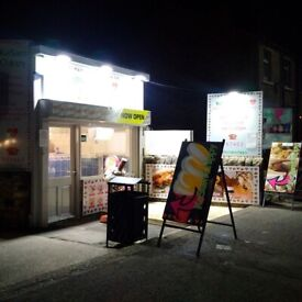 FISH AND CHIP SHOP FOR SALE
