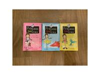 3 of the Princess DisGrace books