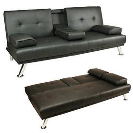 Click Clack TV Sofa Bed £100 brand new