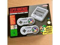 Nintendo Classic Mini Console: Super Nintendo Entertainment System