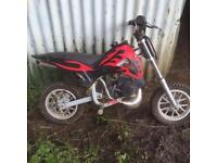 Child's motor bike