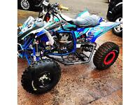 Laeger yzf450 race quad