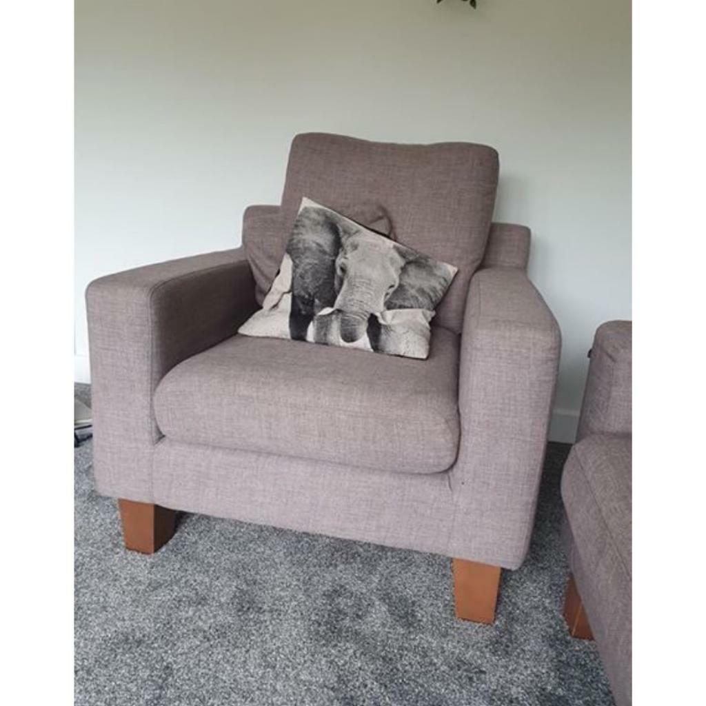 Pleasing Dwell Sofa Armchair Set In Bulwell Nottinghamshire Gumtree Inzonedesignstudio Interior Chair Design Inzonedesignstudiocom