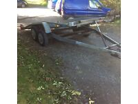 Car transporter , recovery, tilt bed trailer