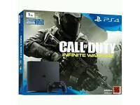Playstation 4 Slim 1tb Infinite Warfare Fifa 17