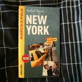 New York guide book - brand new