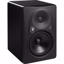 Mackie HR624 Mk2 pair near mint KRK studio monitors speakers