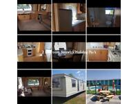 2 bedroom Caravan for hire Seawick Holiday Park