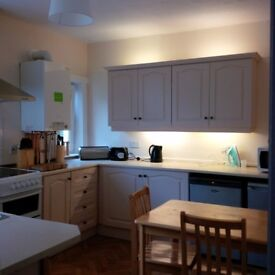 Very spacious furnished 2 bedroom flat near Gleneagles . To let two bed flat Auchterarder