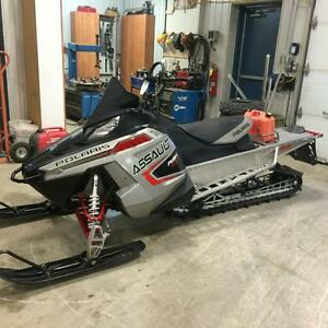 2011 POLARIS RMK ASSAULT 800