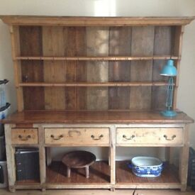 Kitchen Dresser with character for sale