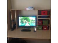 IKEA Desk Add-on