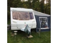 Abbey Acclaim 4 berth Caravan