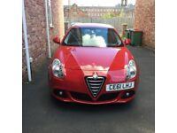 Alfa Romeo Guilietta 1.6 JDTM-2 Lusso 5dr