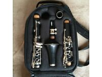 Jupiter Clarinet JCL-631-II Used But In Great Condition