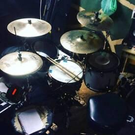 Free drum tracks