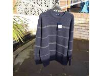 Man's casual jumper size X large BHS