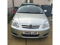 Toyota Corolla 2007 Colour Collection 5 Door in very good condition