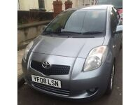 Immaculate Toyota Yaris 2008 Diesel - cheap tax and economical