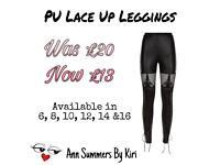 Ann Summers PU Leggings