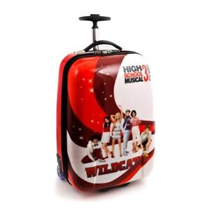 Disney High School Musical 3 Hard Side Luggage for Kids 19 Inch