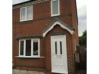 NEWLY REFURBHISED   3 BEDROOM SEMI DETACHED   WALSALL   £625pcm